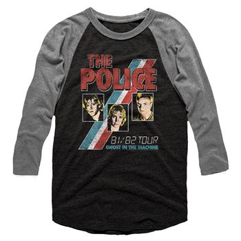 Buy The Police Ghost In The Machine Long Sleeve T-Shirt by The Police