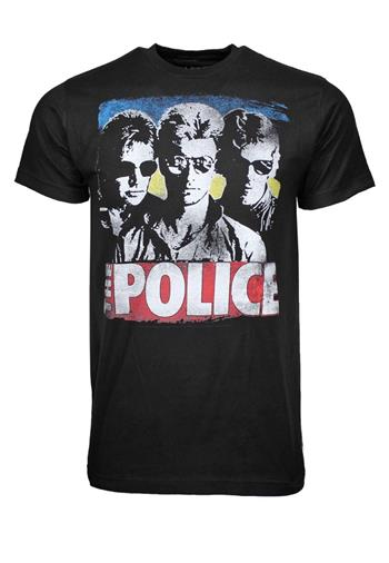 The Police The Police Greatest Hits T-Shirt