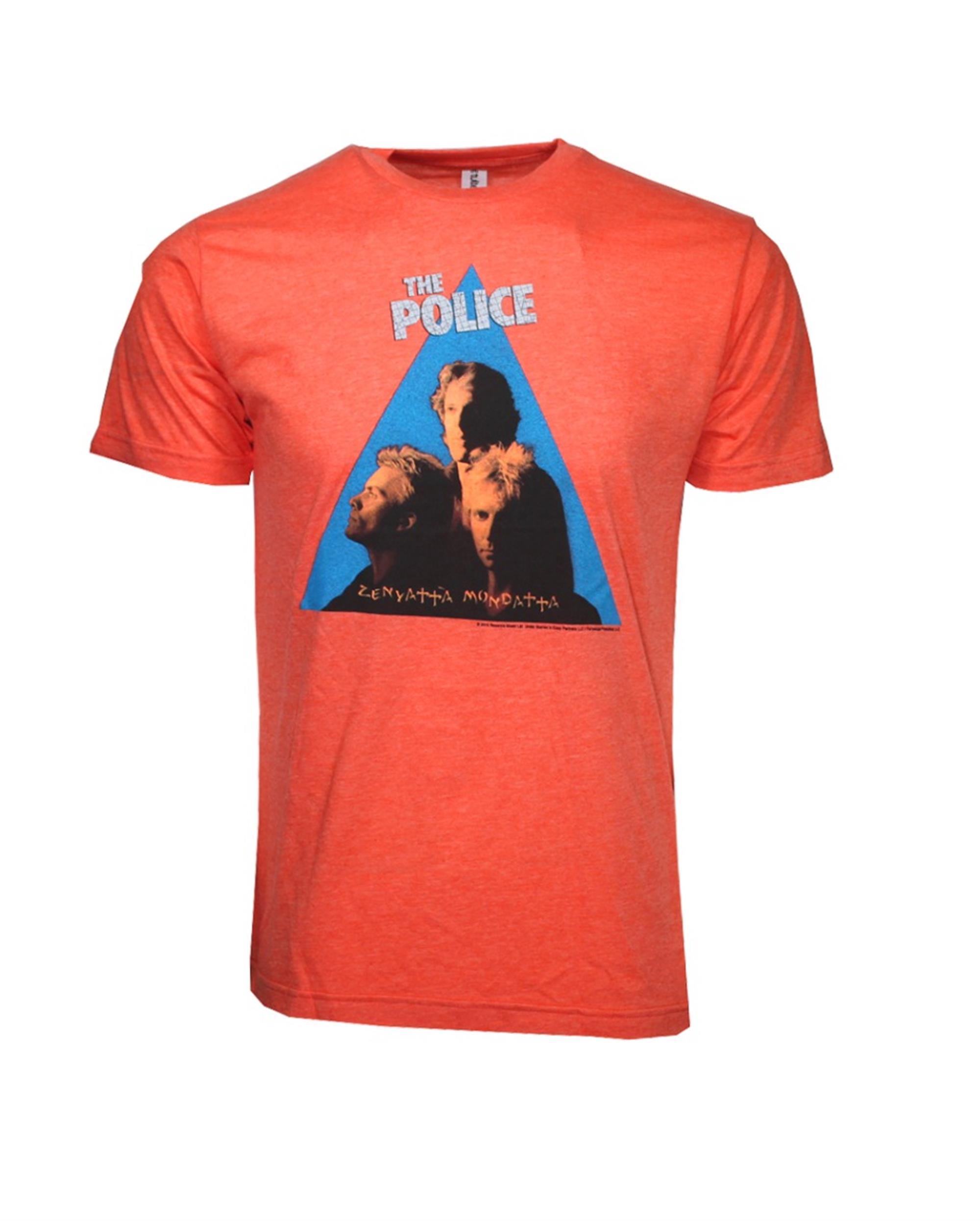 The Police Zenyatta Mondatta T-Shirt