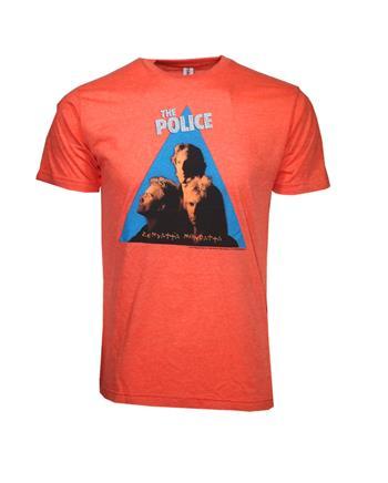 The Police The Police Zenyatta Mondatta T-Shirt