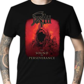 Buy The Sound Of Perseverance (Euro Variant, Import) T-Shirt by Death