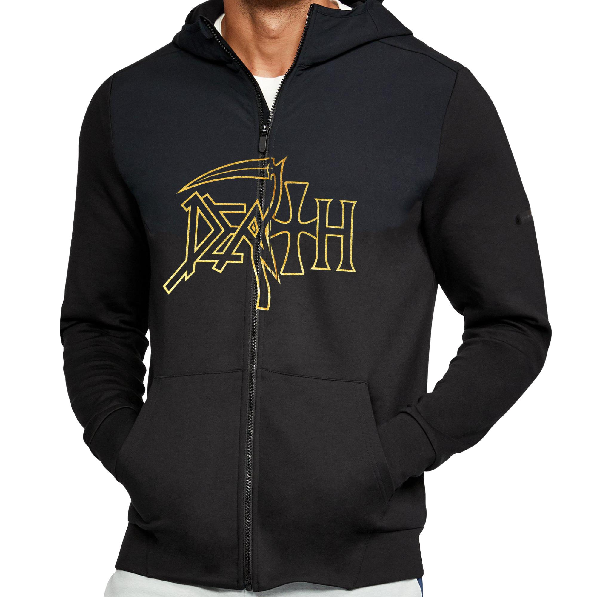 The Sound Of Perseverance Zip Hoodie