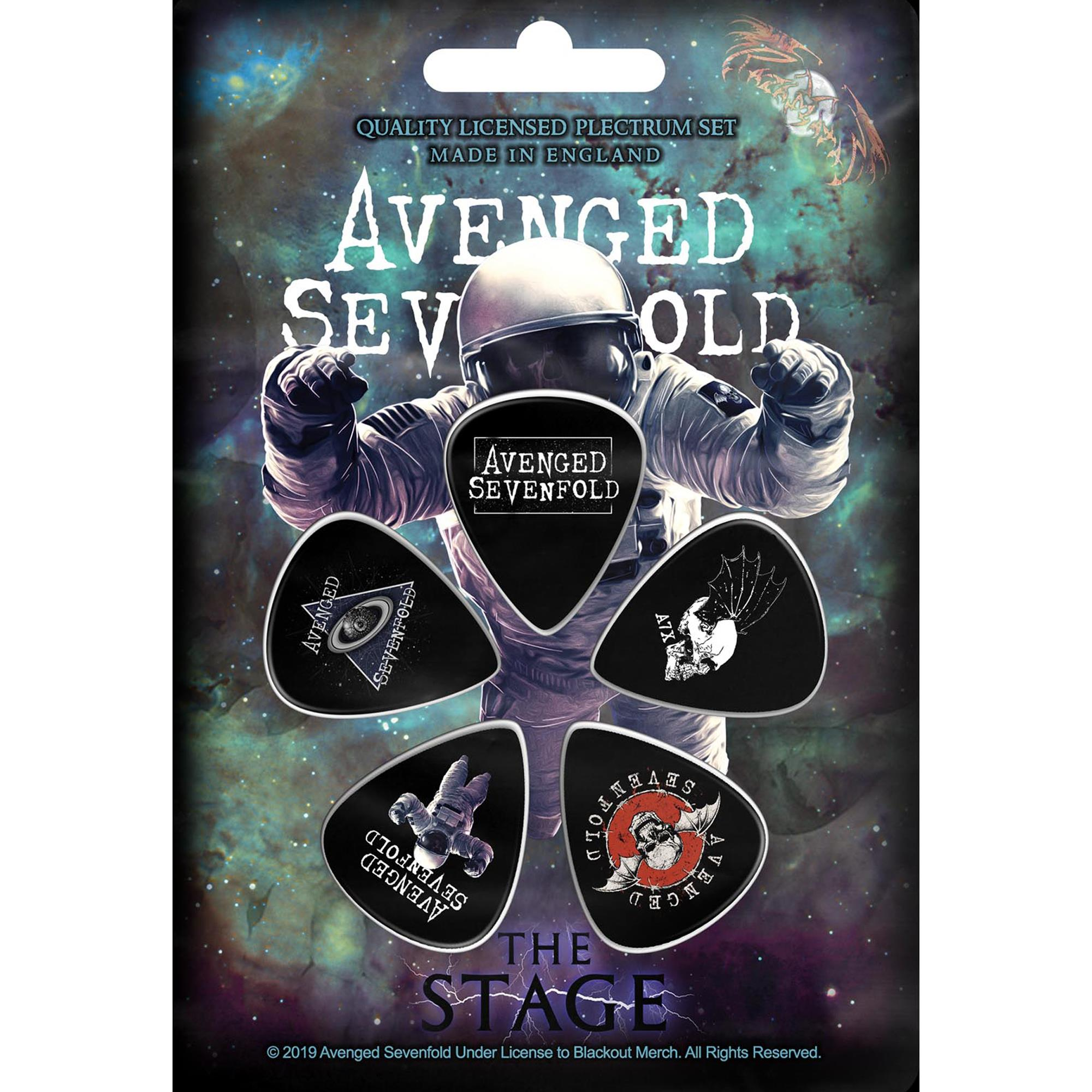 The Stage Guitar Pick Set