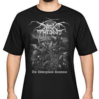 Darkthrone The Underground Resistance T-shirt