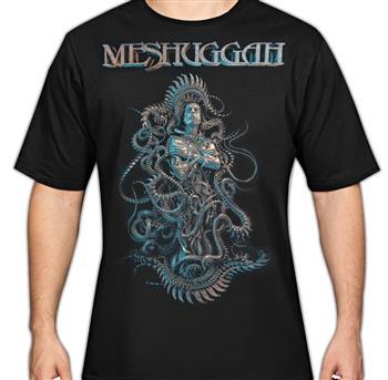 Meshuggah The Violent Sleep 2016 Tour
