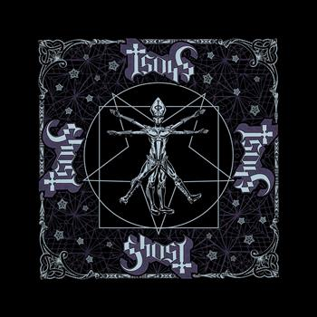 Ghost The Vitruvian Ghost Bandana