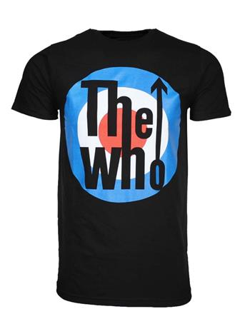 The Who The Who Classic Target T-Shirt