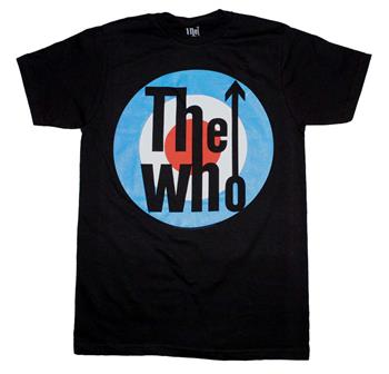Buy The Who Classic Target T-Shirt by The Who