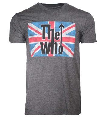The Who The Who Union Jack Logo T-Shirt