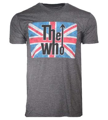 The Who The Who Union Jack Logo T-Shirt