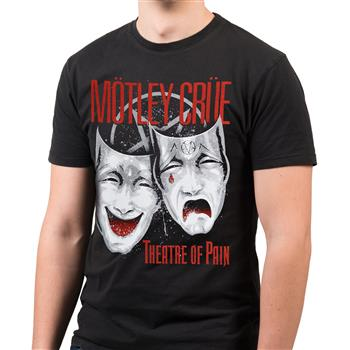 Buy Theatre Of Pain T-Shirt by Motley Crue