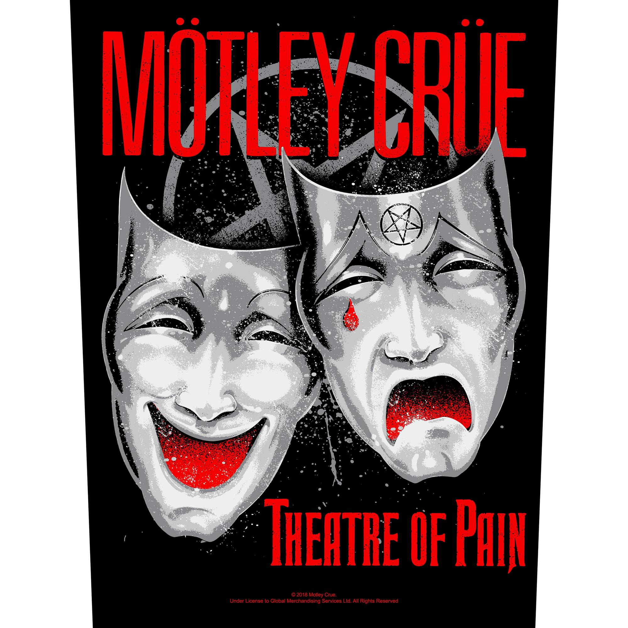 Theatre Of Pain Patch
