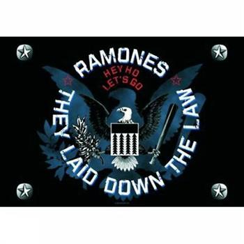 Ramones They Laid Down The Law