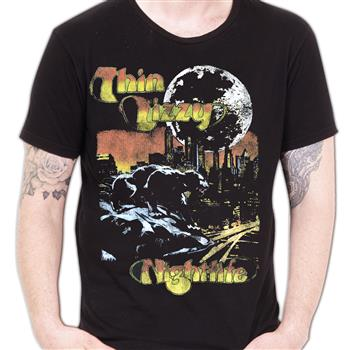 Buy Nightlife T-Shirt by Thin Lizzy