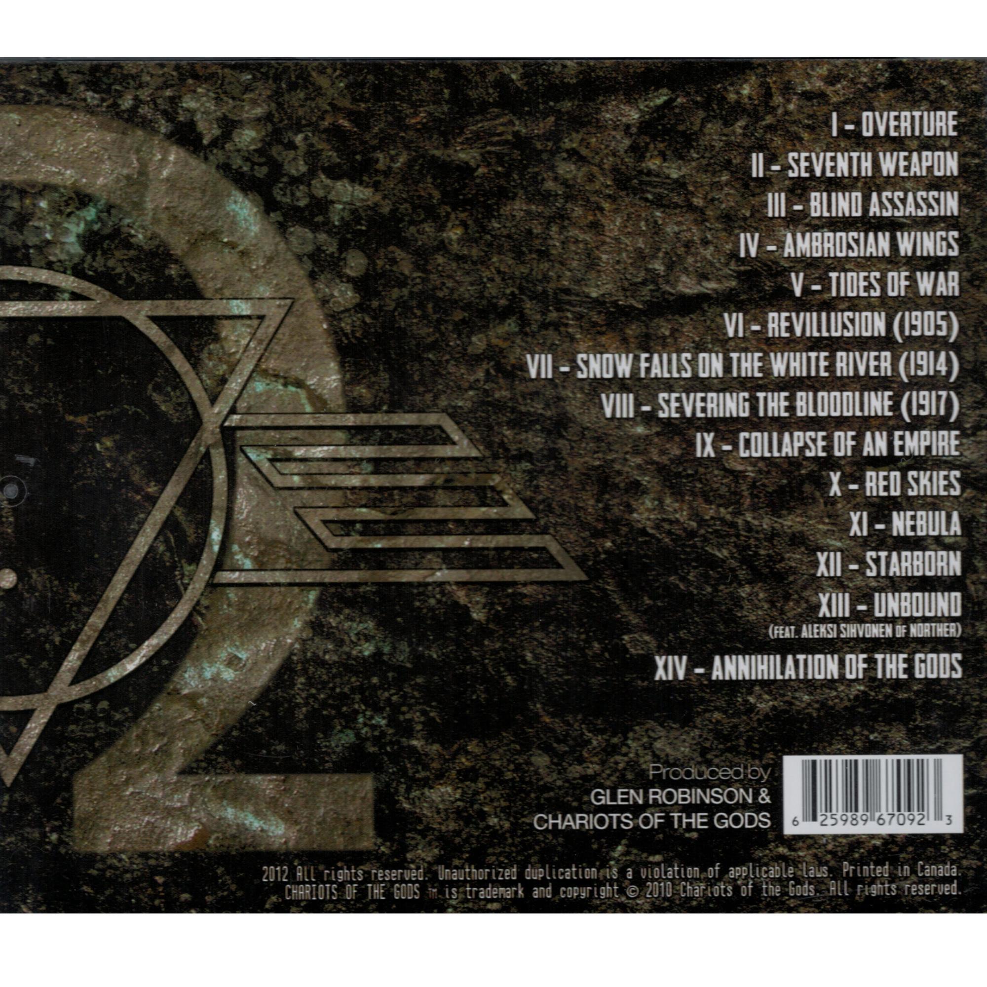 Tides Of War CD
