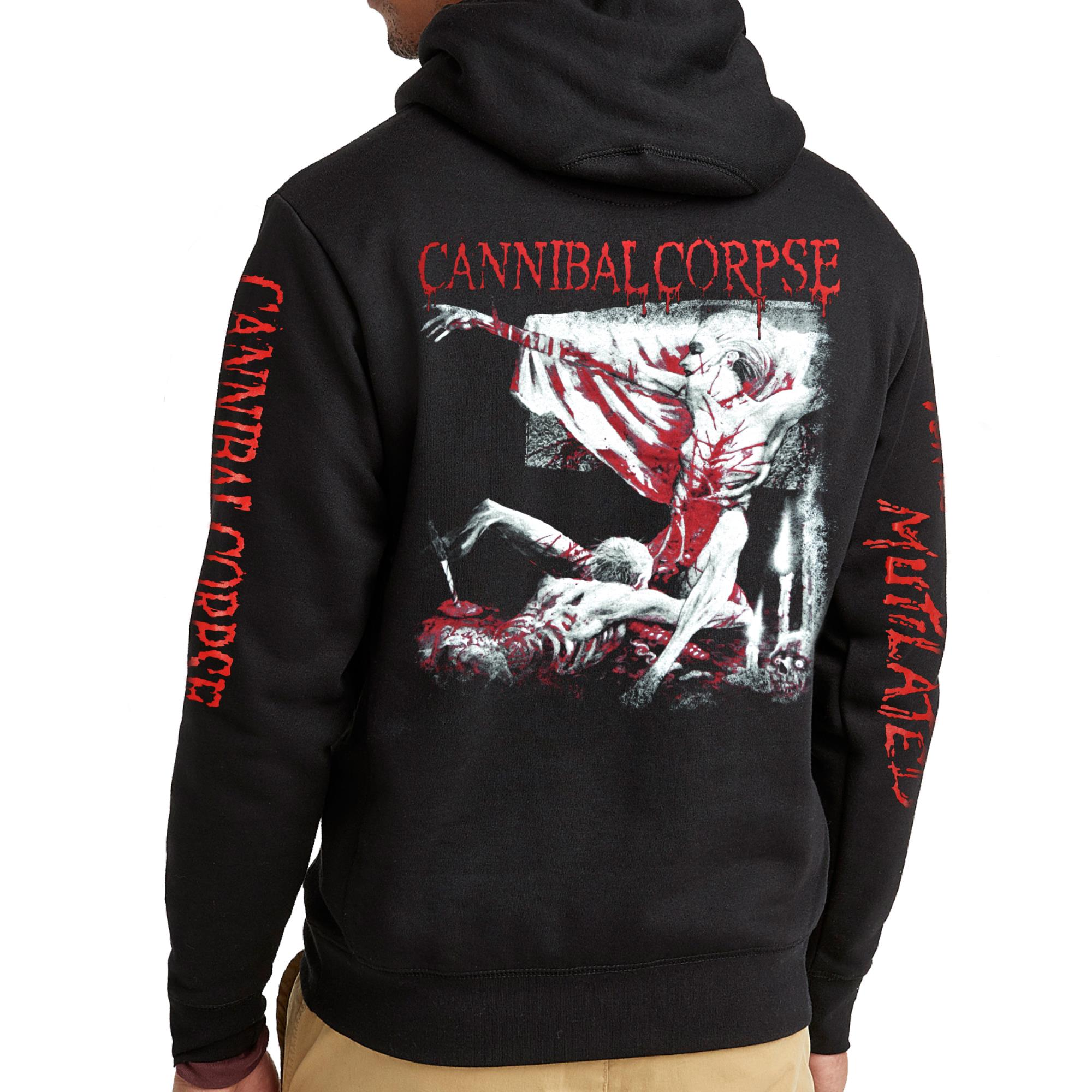 Tomb Of The Mutilated Pullover Hoodie
