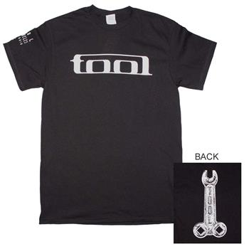 Buy Tool Wrench T-Shirt by TOOL