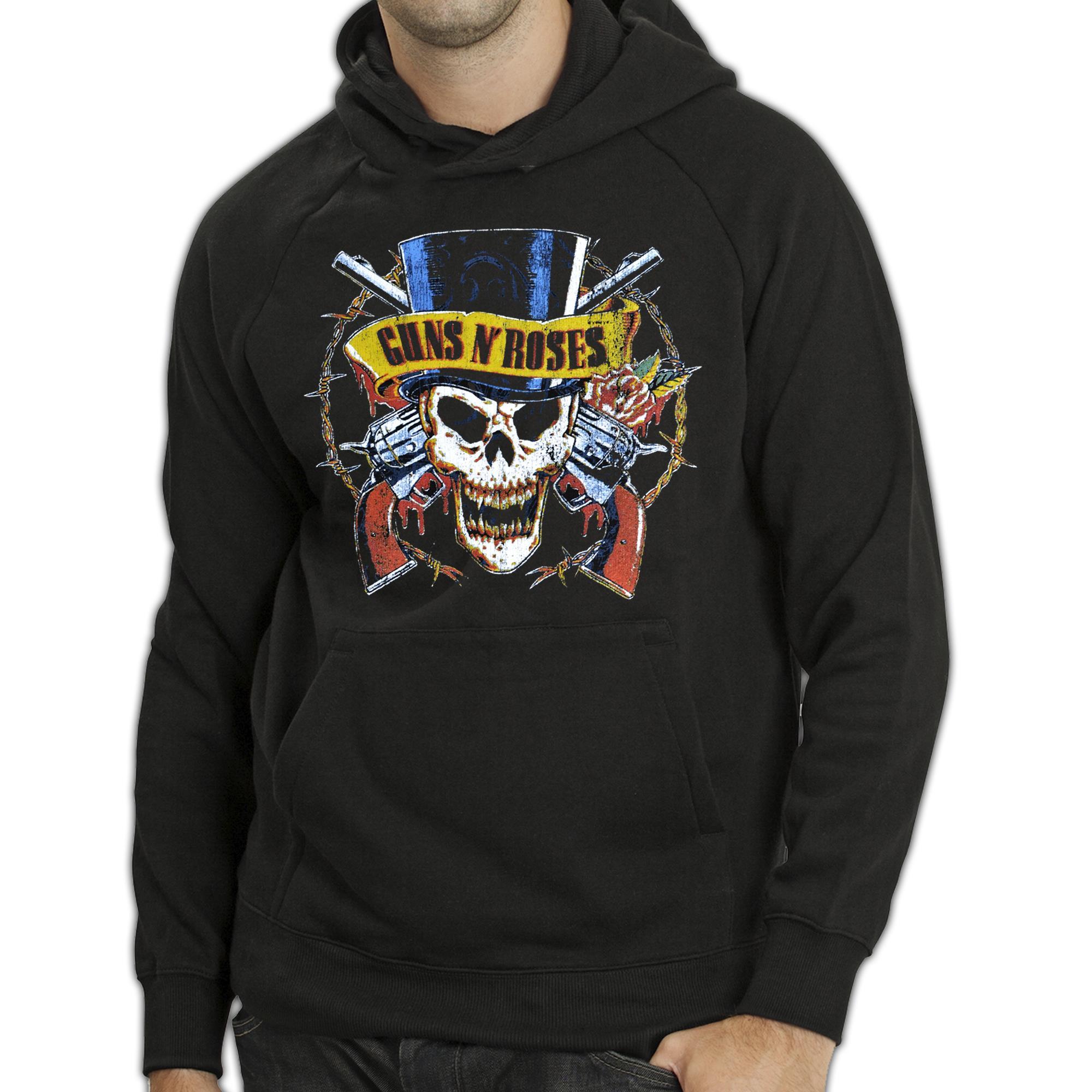 Top Hat Pullover Hoodie (Import)