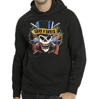 Guns 'n' Roses Top Hat Pullover Hoodie (Import)