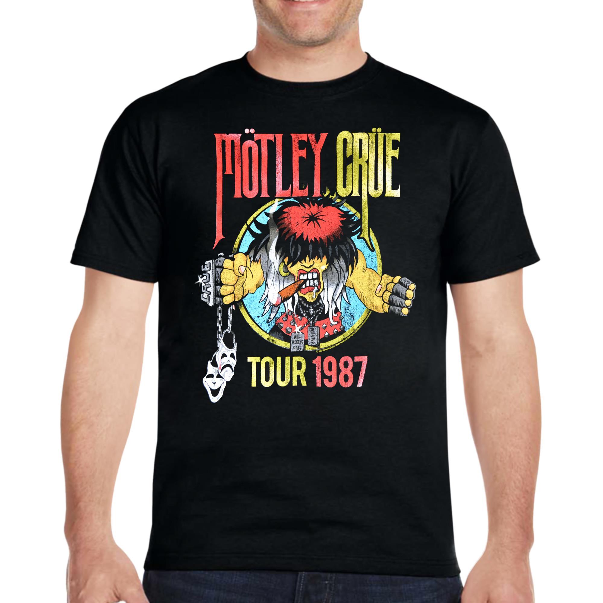 Tour 1987