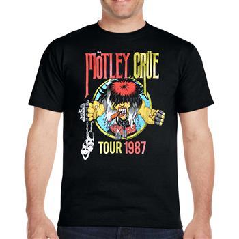 Motley Crue Tour 1987