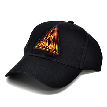 Buy Triangle Logo Hat by Def Leppard