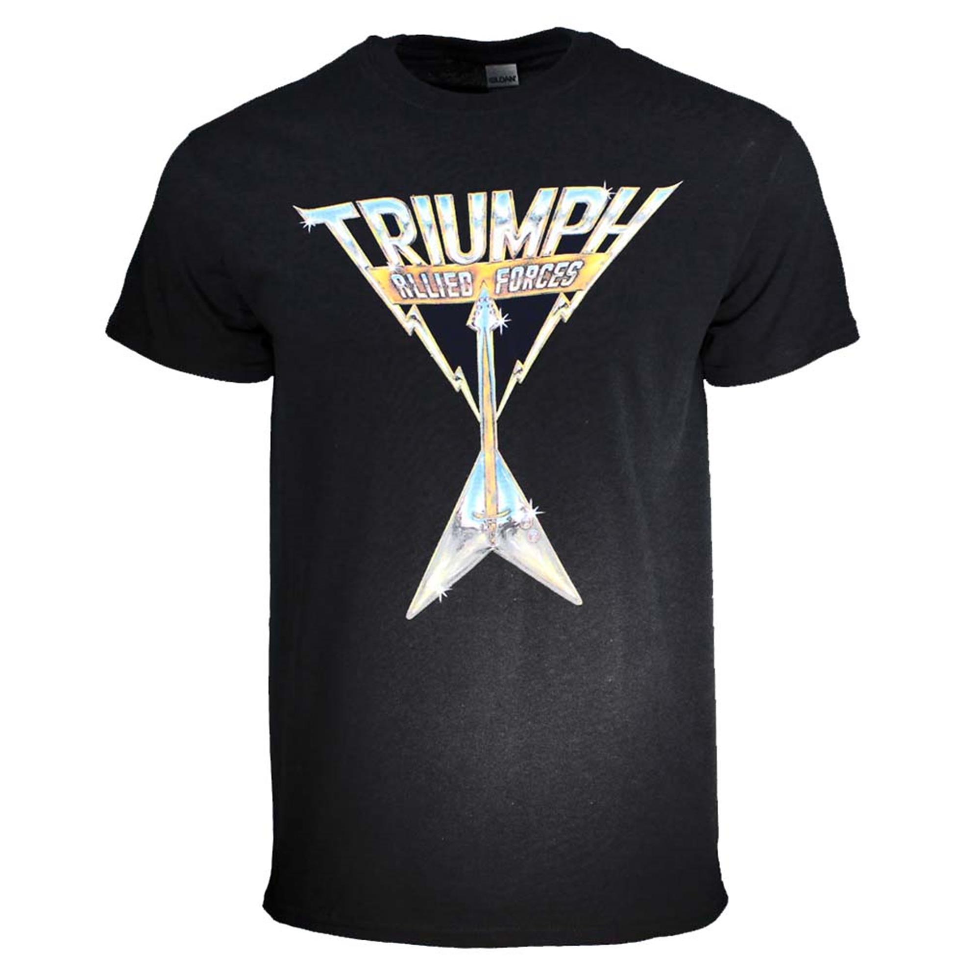 Triumph Allied Forces T-Shirt