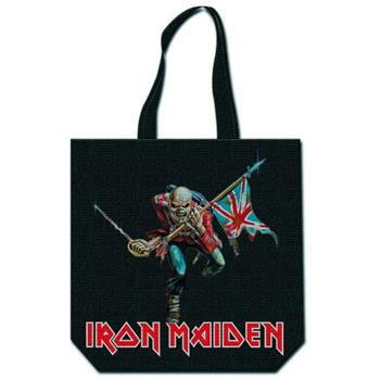 Iron Maiden Trooper Tote Bag