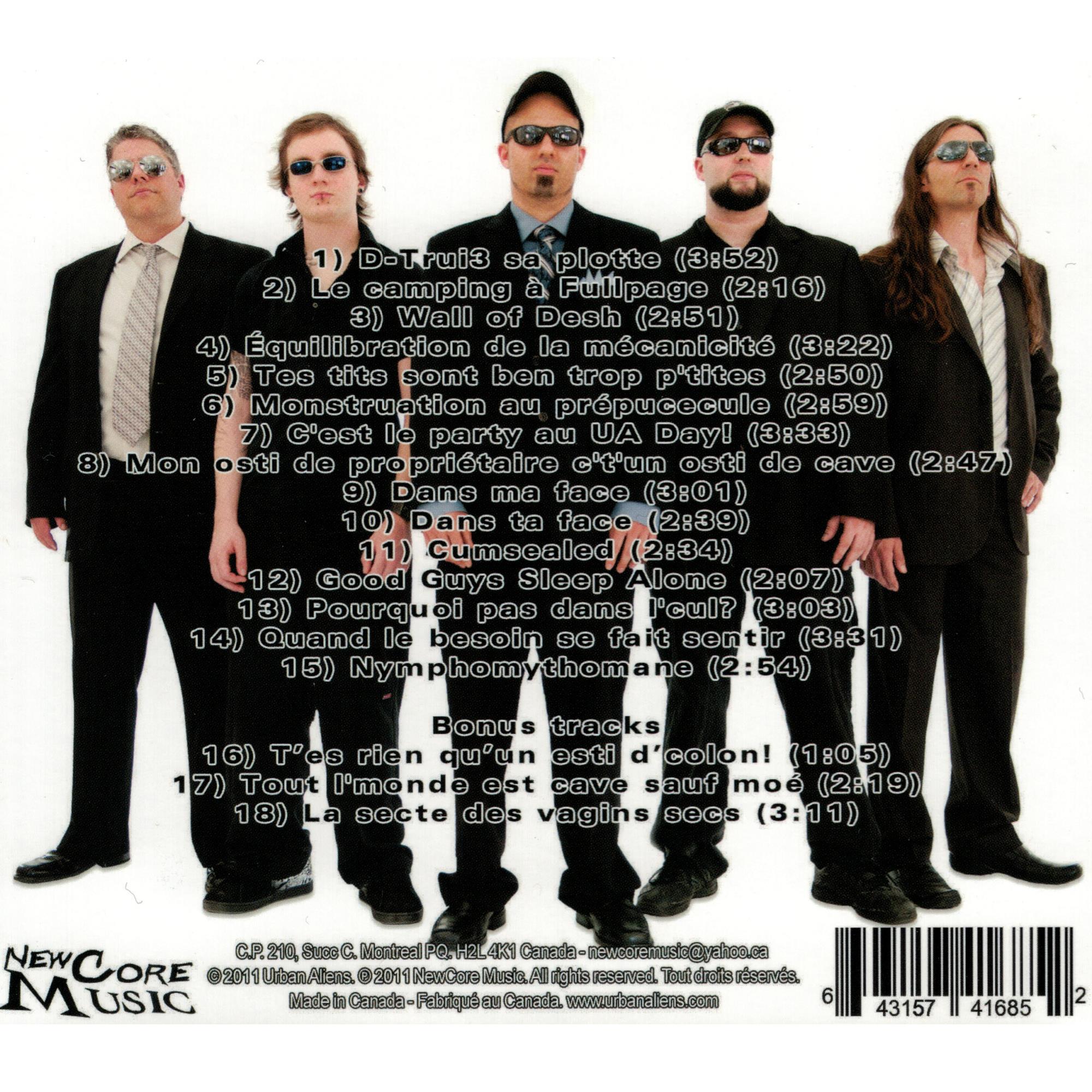 Trui3 CD