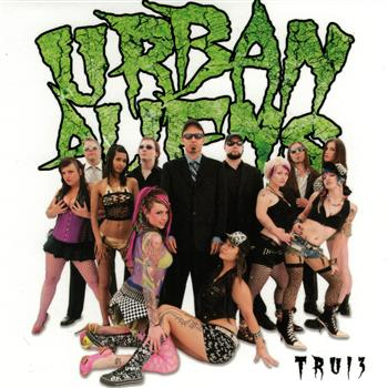 Buy Trui3 CD by Urban Aliens
