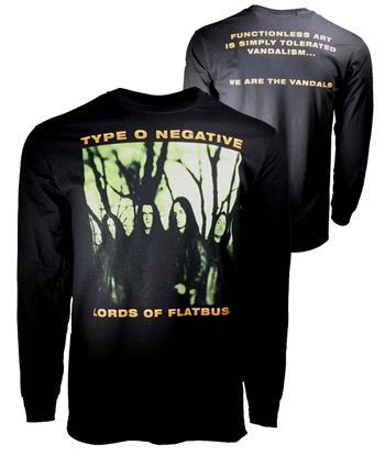 Type O Negative Type O Negative October Rust Long Sleeve T-Shirt