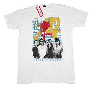 Buy U2 Bullet the Blue Sky T-Shirt by U2