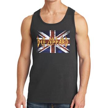 Def Leppard UK Flag