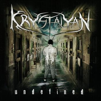Buy Undefined CD by Krystalyan