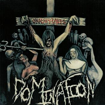 Domination Unholy Lands CD