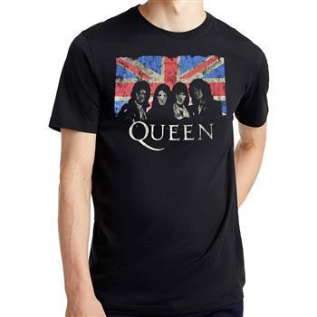 Queen Union Jack