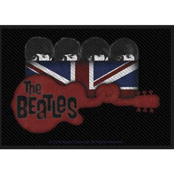 Beatles Union Jack Guitar Patch