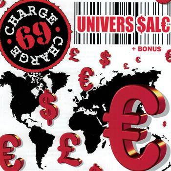 Buy Univers Sale CD by Charge  69