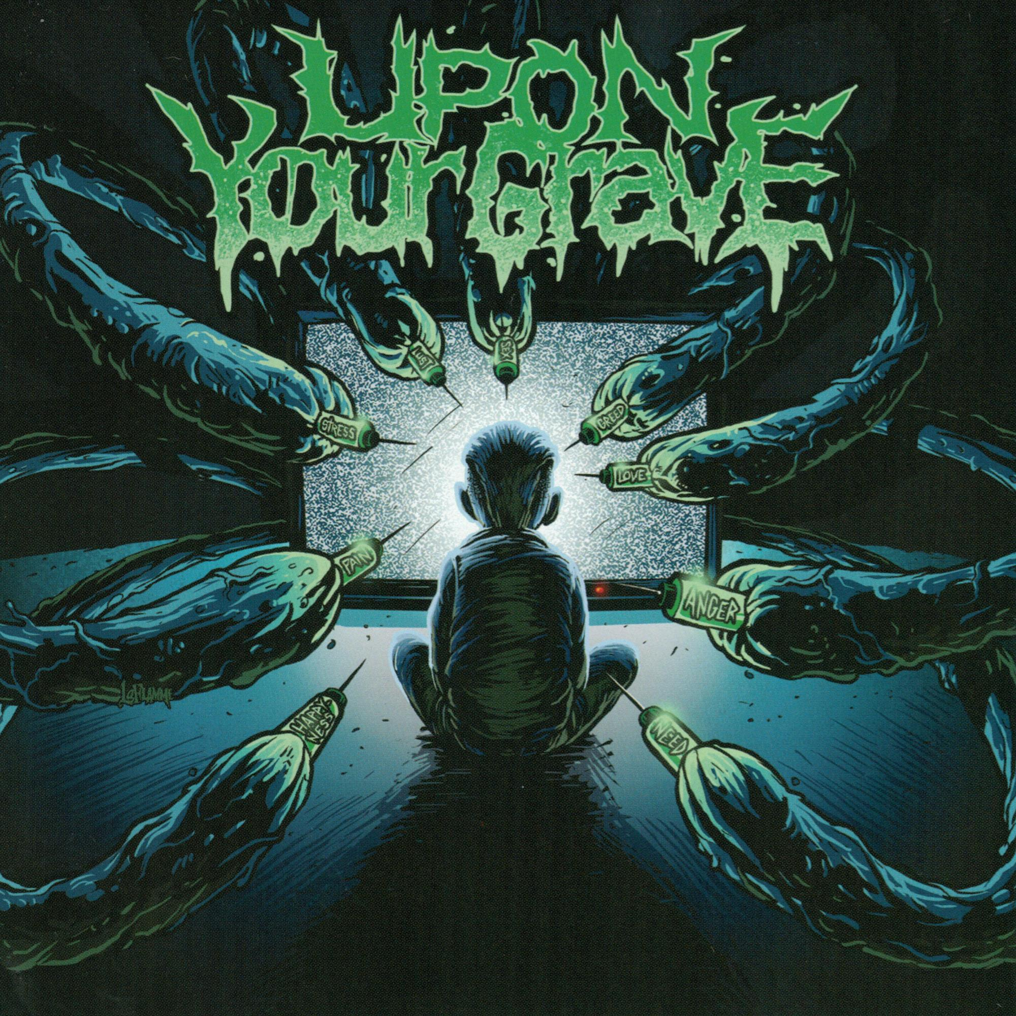 Upon Your Grave CD