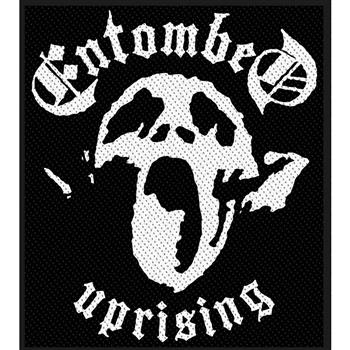 Buy Uprising Patch by Entombed