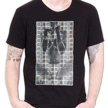 Buy Stripper Money T-Shirt by Urban Street Wear