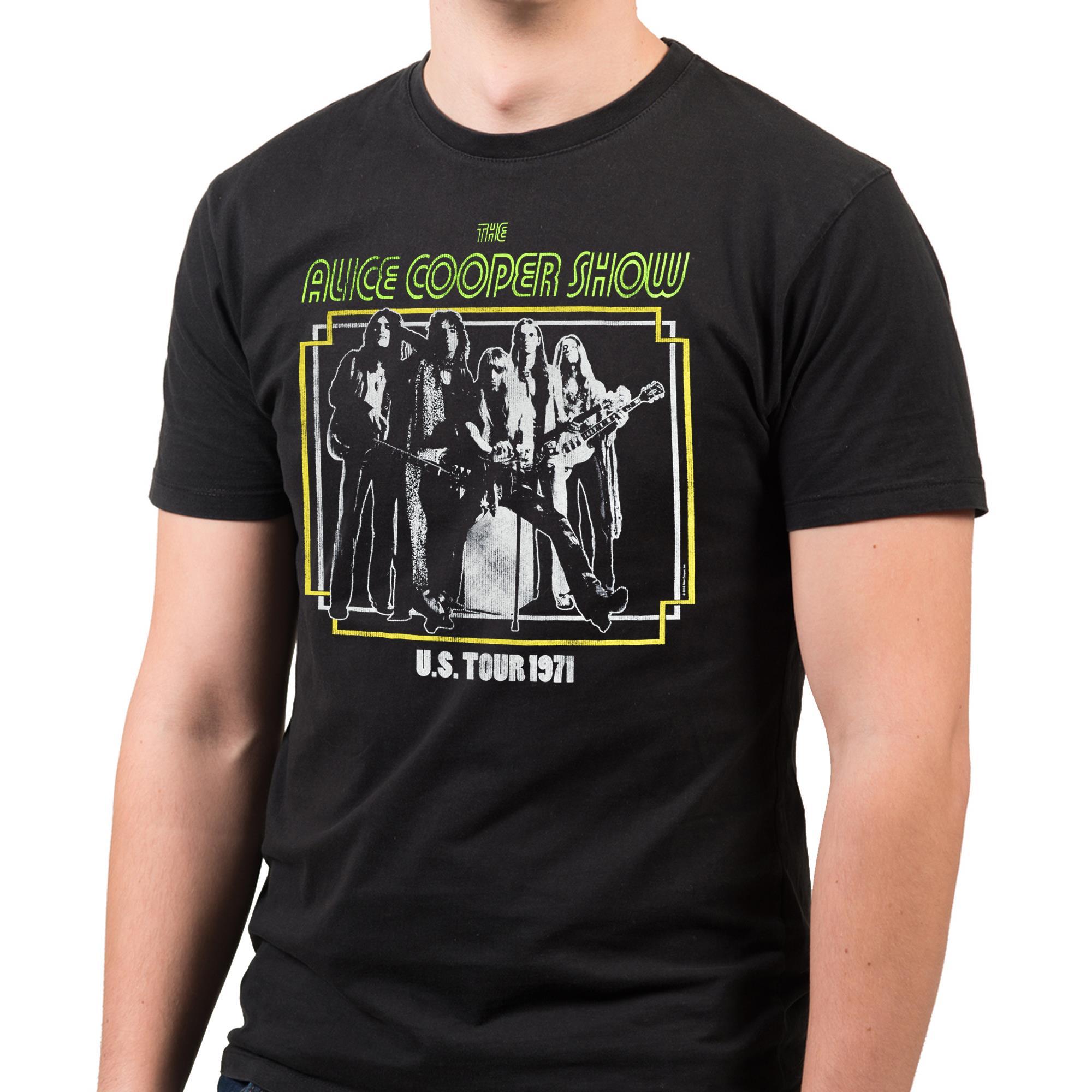 US Tour 1971 (Import) T-Shirt