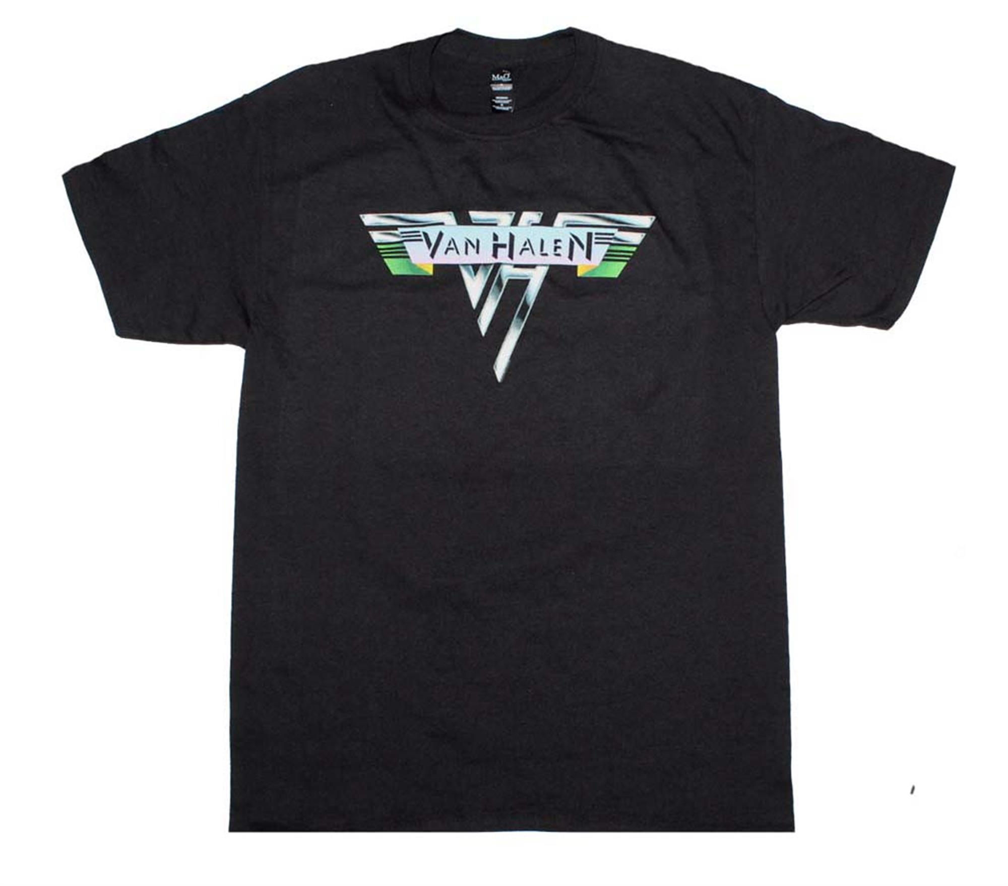 Van Halen 1978 Vintage Logo T-Shirt