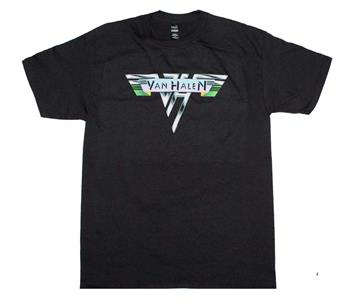 Van Halen Van Halen 1978 Vintage Logo T-Shirt