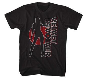 Buy Velvet Revolver Contraband T-Shirt by Velvet Revolver