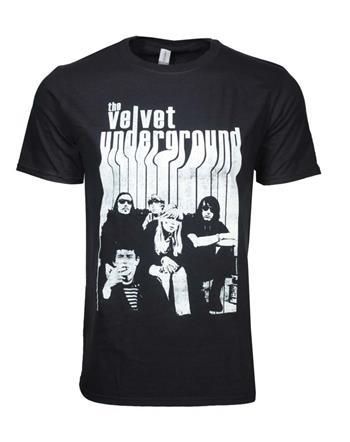 Velvet Underground Velvet Underground Band with Nico T-Shirt
