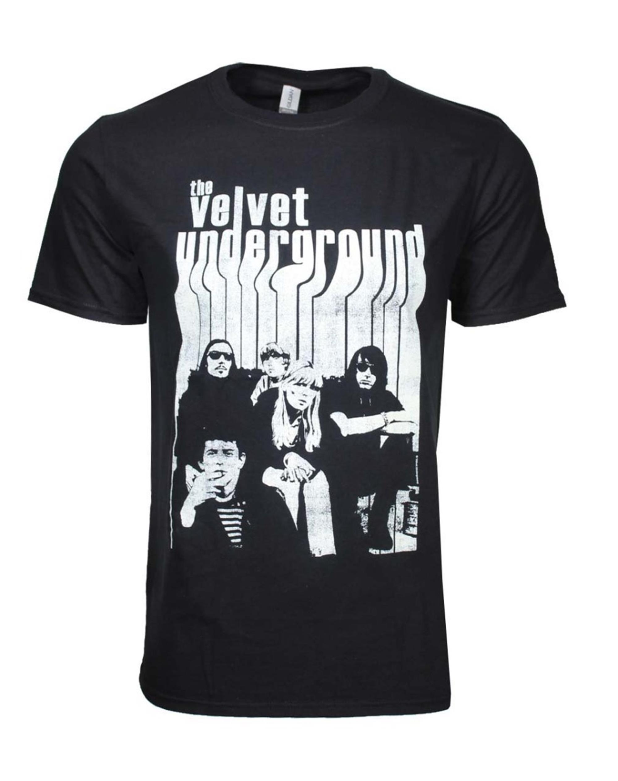Velvet Underground Band with Nico T-Shirt