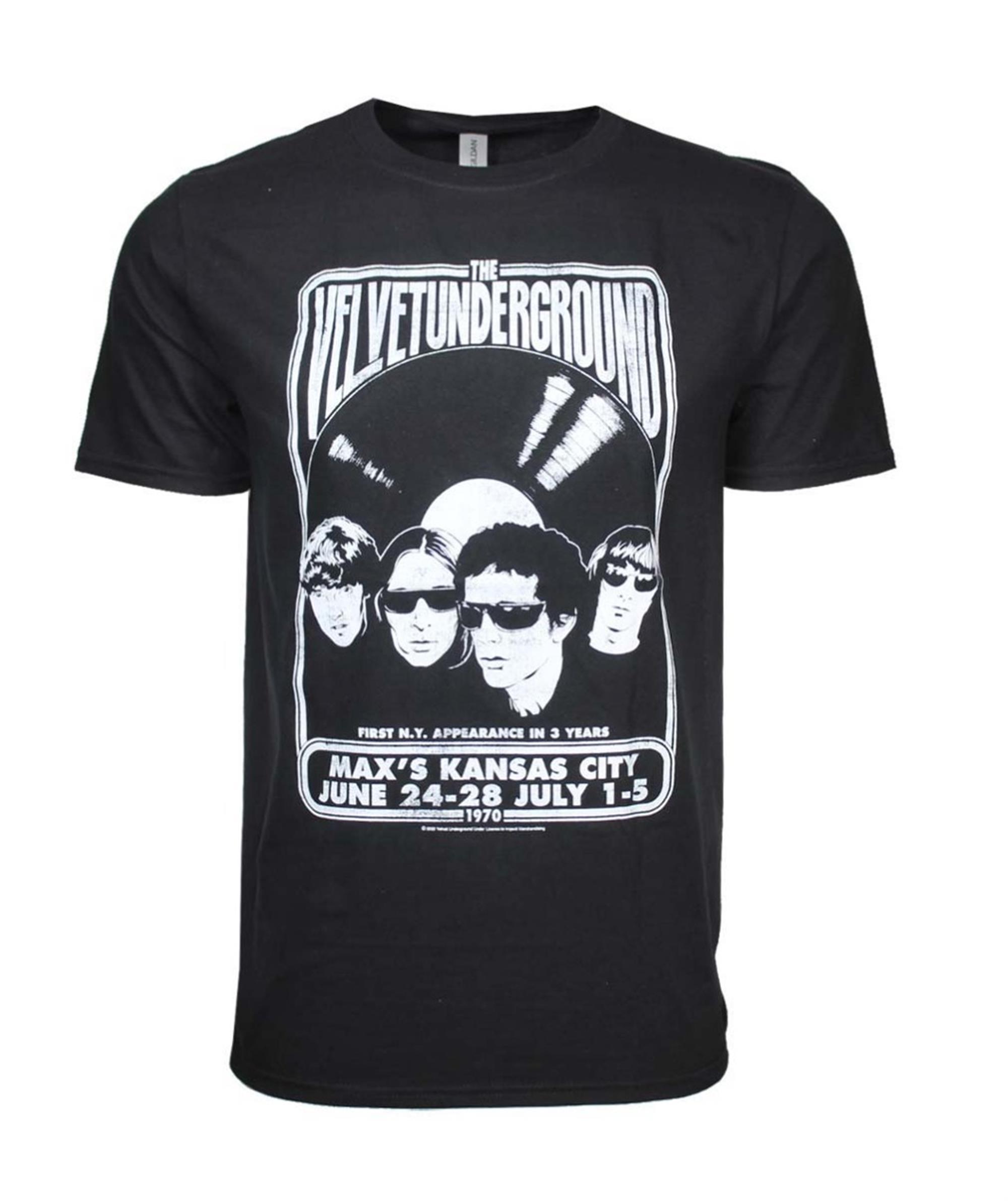 Velvet Underground Velvet Vinyl T-Shirt