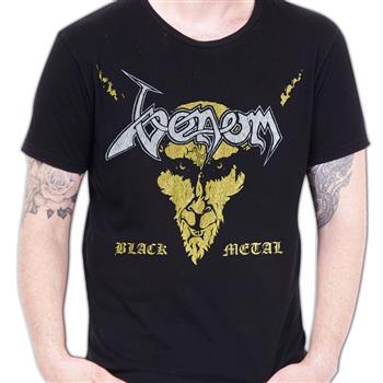 Venom Black Metal Distressed (Import)
