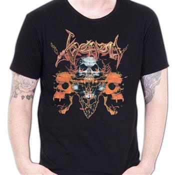Buy Skulls (Import) T-Shirt by Venom
